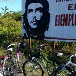 Che begegnet uns überall ... auch auf dem Rückweg nach Pinar del Rio