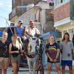 Kleingruppe Bayamo- Kutsche fahren