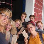 Kleingruppe Holguin- Museum 3 - geschlossen