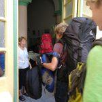 Kleingruppe Matanzas- Ankunft in der Casa Particularis