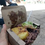 Kleingruppe Matanzas- Das klassisch kubanische Essen ist Reis, Ananas und ein bisschen Gemüse