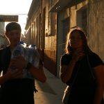 Kleingruppe Santa Clara- Nach dem Wasserkaufen geht es voll beladen in die Casa