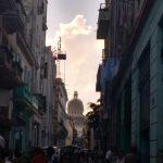 Havannas Straßen sind mal voll...