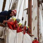 Segelpacken für Falmouth