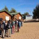 Ein marokkanisches Camp