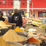 Im marokkanischen Supermarkt