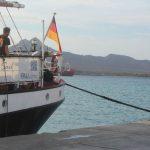 Anlegen auf den Kap Verden