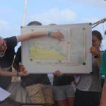 Planung der Schiffsübergabe