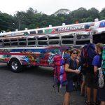 Unser Bus in den Regenwald