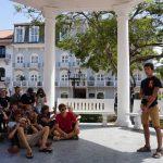 Das historische Panama City...