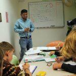 Spanischunterricht in Boquete...