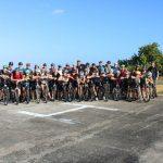 Startschuss für die Tour durch Kuba