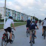 Mit dem Rad durch Land und Stadt