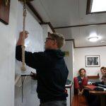 Unser neuer Lehrer Herr Schanda
